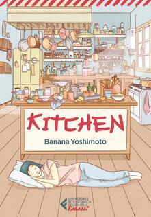 Kitchen, Banana Yoshimoto (Feltrinelli)