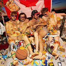 Junkfood Forever Bedtime Whatever - Vinile LP di New Swears