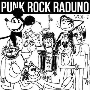 Punk Rock Raduno vol.1 - Vinile LP