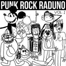 Punk Rock Raduno vol.1 - Vinile LP