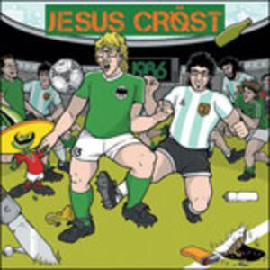 1986 - Vinile LP di Jesus Crost