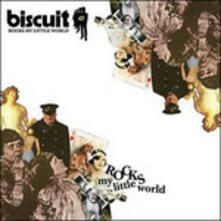 Rocks My Little World - Vinile LP di Biscuit