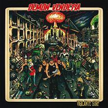 Vigilante Surf ( + MP3 Download) - Vinile LP di Demon Vendetta