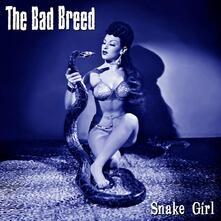 Snake Girl - Vinile 10'' di Bad Breeding