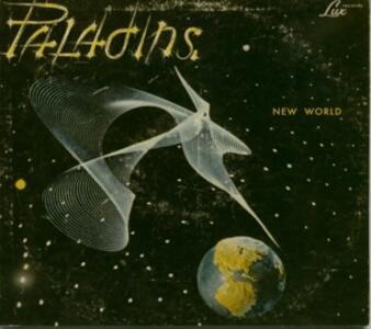 New World - Vinile LP di Paladins