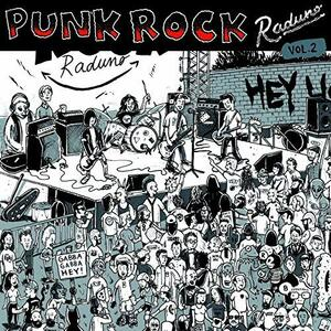 Punk Rock Raduno vol.2 - Vinile LP