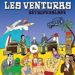 Retropedalage - Vinile LP di Venturas