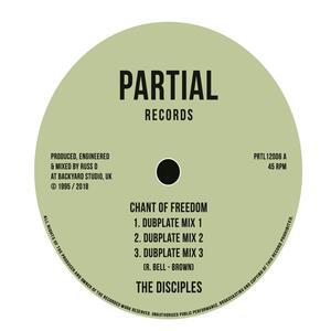 Chant of Freedom - Vinile LP di Disciples