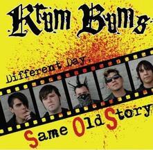 Same Old... (Coloured Vinyl) - Vinile LP di Krum Bums