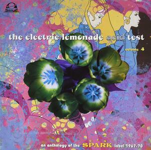 Electric Lemonade 4 - Vinile LP