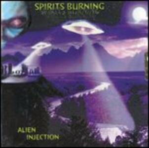 Alien Injection - Vinile LP di Spirits Burning