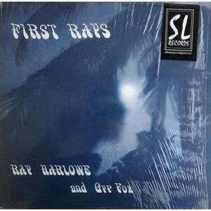 First Rays - Vinile LP di Ray Harlowe