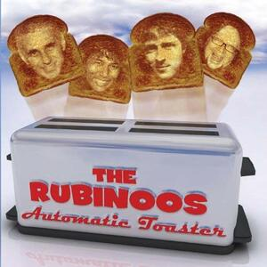 Automatic Toaster - Vinile LP di Rubinoos