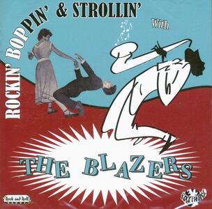 Rockin', Boppin' & - Vinile LP di Blazers