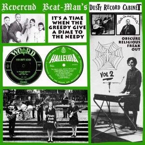Reverend Beatman's 2 - Vinile LP