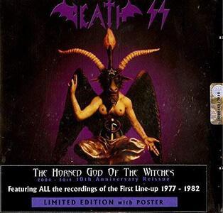 Horned God of - Vinile LP di Death SS