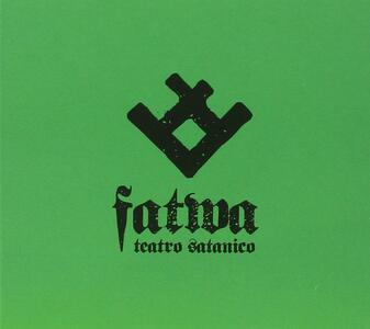 Fatwa - Vinile LP + CD Audio di Teatro Satanico
