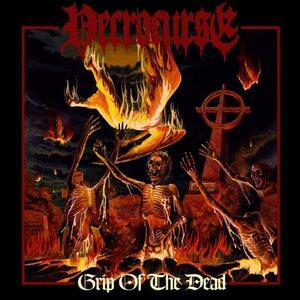 Grip Of The Dead - Vinile LP di Necrocurse