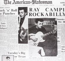 Rockabilly - Vinile LP di Ray Campi