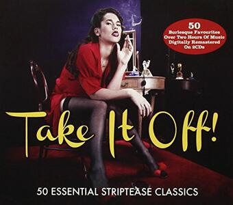 Take it Off! - Vinile LP