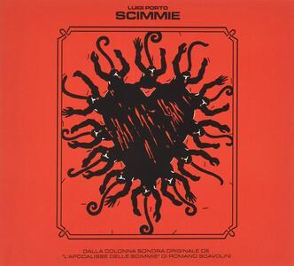 Scimmie vol.1 (Colonna Sonora) - Vinile LP + CD Audio
