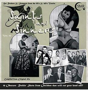 Saints & Sinners vol.10 - Vinile LP