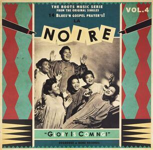 La Noire vol.4 - Glory is - Vinile LP