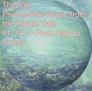 Trip - Psychedelic - Vinile LP