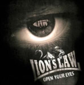 Open Your Eyes - Vinile 10'' di Lion's Law