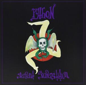 Serpent Superstition - Vinile LP di Python