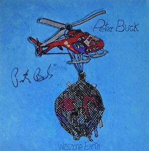 Warzone Earth - Vinile LP di Peter Buck
