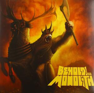 Behold The Monolith - Vinile LP di Behold the Monolith