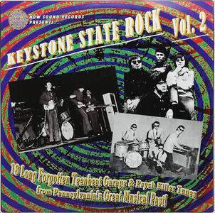 Keystone State Rock vol.2 - Vinile LP