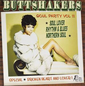 Buttshakers Soul Party 11 - Vinile LP