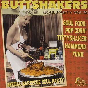 Buttshakers Soul Party 12 - Vinile LP