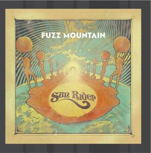 Fuzz Mountain - Vinile LP di Sun Rider