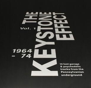 Keystone Effect vol.1 - Vinile LP