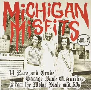 Michigan Misfits vol.1 - Vinile LP