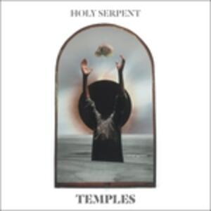 Temples - Vinile LP di Holy Serpent
