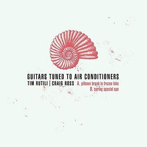 Guitars Tuned to Air Conditioners - Vinile LP di Tim Rutili