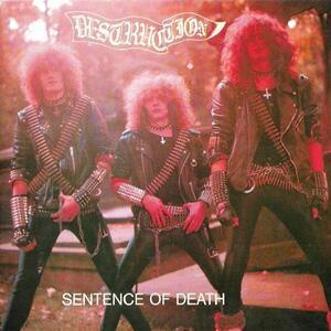 Sentence of Death - Vinile LP di Destruction