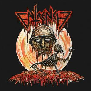 Through the Walls of Flesh - Vinile LP di Entrench