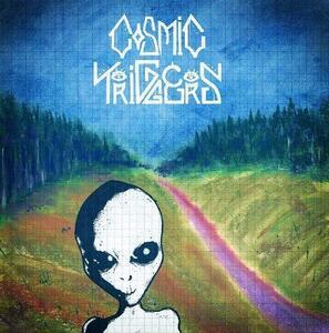 Homo Fractaliens - Vinile LP di Cosmic Triggers
