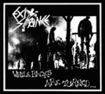While Backs Are Turned - Vinile LP di Exit-Stance