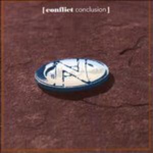 Conclusion - Vinile LP di Conflict