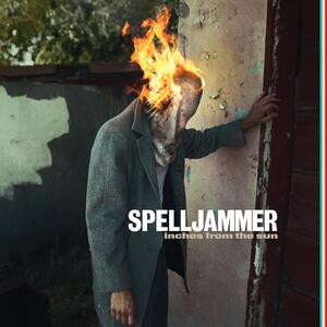 Inches from the Sun - Vinile LP di Spelljammer