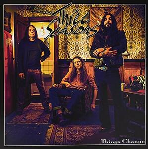 Things Change - Vinile LP di Three Seasons