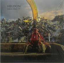 Live in Metz '77 - Vinile LP di Heldon