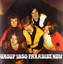 Paradise Now (Coloured Vinyl) - Vinile LP di Group 1850
