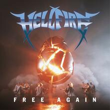 Free Again (Coloured Vinyl) - Vinile LP di Hell Fire